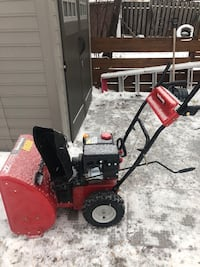 Snowblower Winnipeg, R2K 3K4