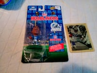 Barry Sanders bobble head and old card New Port Richey, 34652