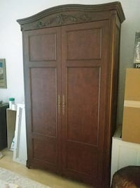 Wood Mode Armoire cabinet Hudson, 34667