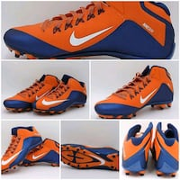 four pairs of Nike running shoes San Diego, 92111