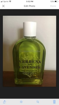 Crabtree and Evelyn body wash