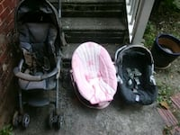 Bouncy seat and stroller Rock Hill