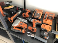Tons of power tools