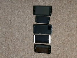 Selling android/ios phones ( for parts )