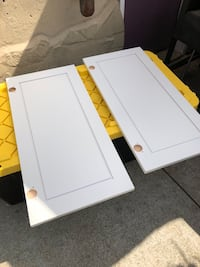 two  new kitchen cabinet doors each and San Francisco, 94131