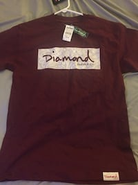 Diamond Supply T Shirt  Omaha, 68112