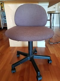 Office Chair - Canadian made Victoria, V8X 2V5