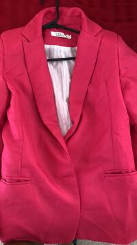 women's red blazer Alexandria, 22309