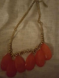 gold-colored chain necklace Blacksburg, 24060