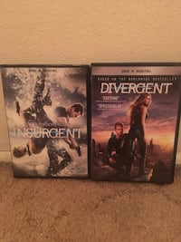 Divergent , the Divergent series Insurgent YES STILL AVAILABLE