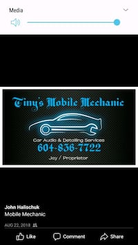 mechanic Langley City