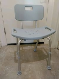 Shower chair with back adjustable Chandler, 85286