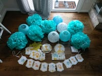 Baby Shower Decorations ($100+) Silver Spring, 20901