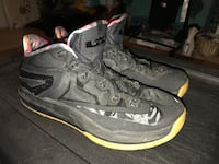 Nike LeBron 11 Low Black Gum shoes Kailua, 96734