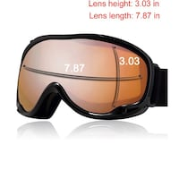 Brand new ski googles Great Falls, 22066
