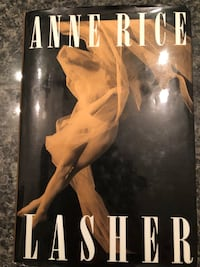 Lasher by Anne Rice Los Angeles, 90036