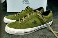 1 star suade Converse Skate shoes Smyrna, 37167
