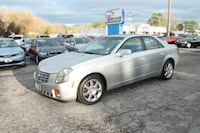 2004 CADILLAC CTS BASE Norfolk