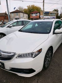 Acura - TLX - 2015 - nav, back up, leather, roof  Toronto, M6A 2T9