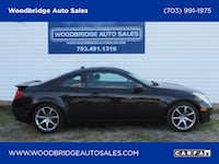 2004 INFINITI G35 Coupe 2dr Cpe Auto w/Leather 47 km