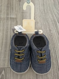 Gapkids brand new 6-12m baby shoes