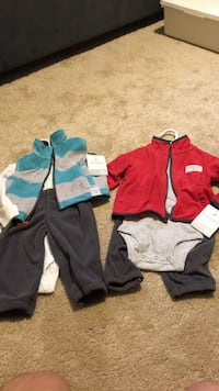 Carters 6M pants and vest Silver Spring, 20901