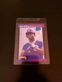 Griffey Jr Rookie Card  Toronto, M6C 2L3