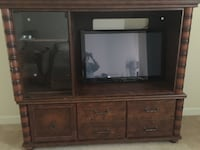Entertainment center tv not for sale need gone ASAP Myrtle Beach, 29588