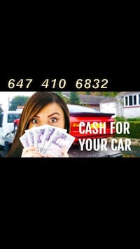 Scrap Cars & Unwanted cars Toronto