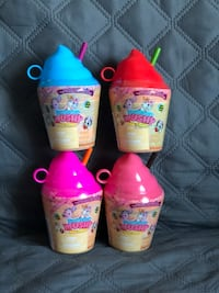 Smooshy Mushy YOLO FROYO Lot of 4 - Collectible Squishy Toys Toronto, M9C