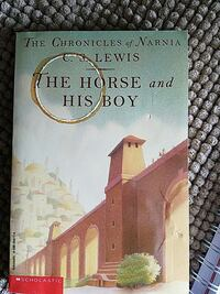the chronicles of narnia the horse and his boy scholastic book Conifer, 80433