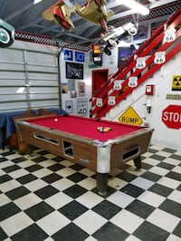 Valley Cougar Pool Table Hesperia, 92344
