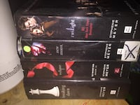 Full twilight books series  Cortez, 81321