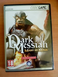 Dark Messiah of Might and Magic para PC Pinto