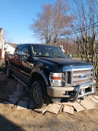 2008 king ranch 250 super duty,back up camera,heated seats,leather. Kingsport, 37660