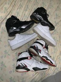 Jordan 8s and Air Force 1 Size 9  Chicago, 60629