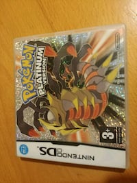 Nintendo DS Pokemon Platinum Gülbahar, 34394