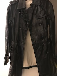 Drykorn Patent Leather Trench (size 2) Montréal, H3G 1Y5