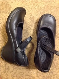 Super confortable PRIVO  shoes, black size 7  Harriman, 10926