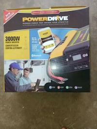 Powerdrive 3000w Inverter Knoxville, 37921