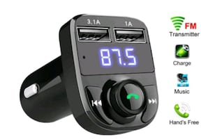 FM car transmitter BRAND NEW
