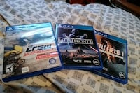3 Sony PS4 games Roy, 84067
