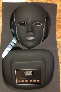 Facial using LED light technology from Empire Tech... this is a steal!