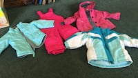 18-2T snow pants and water proof jackets Spotsylvania, 22551
