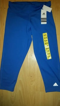 New with tags Adidas women's capris Casselman, K0A 1M0