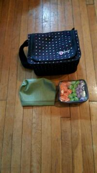 Curlers make up bags