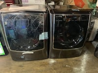 Lg signature washer and dryer electric  Allentown, 18102