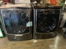 Lg signature washer and dryer electric