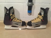 Shoe Size 6, Skate Size 5 D Bauer XT Vapor Ice Hockey Skates London