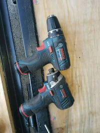 black and red cordless hand drill 36 km